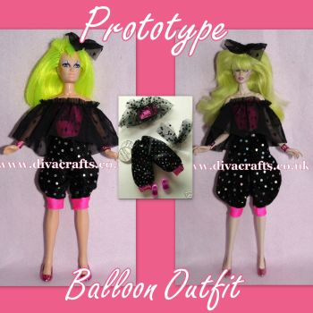 Handmade by Cazjar JEM Fashion Hasbro OR Integrity - 024