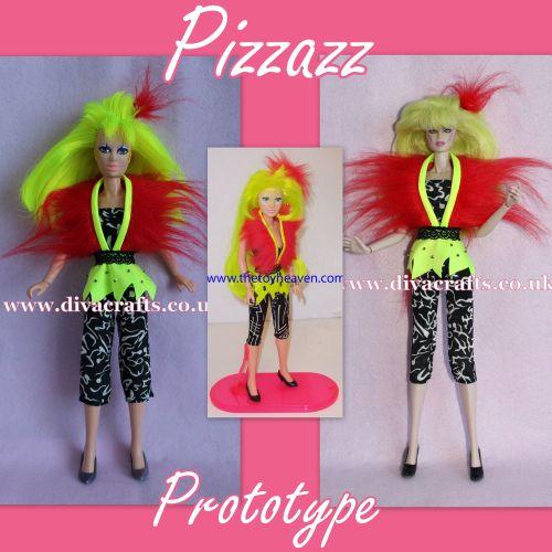Handmade by Cazjar JEM Fashion Hasbro OR Integrity - 061