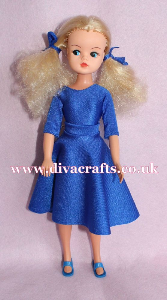 Handmade by Cazjar Pedigree Sindy Fashion - Reproduction 1981 Party Time -