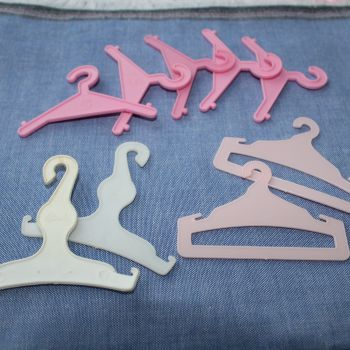 Sindy Doll Coat Hangers Assortment