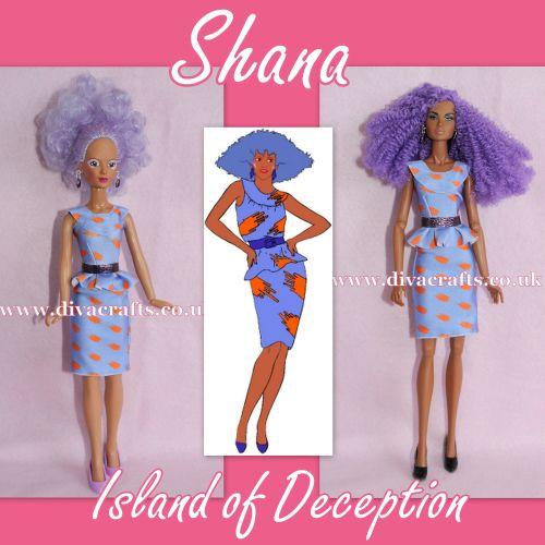 Handmade by Cazjar JEM Fashion Hasbro OR Integrity - 232