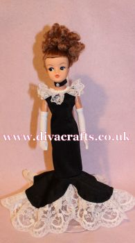 Handmade by Cazjar Pedigree Sindy Fashion - Reproduction Sophisticated Lady 43038 1985