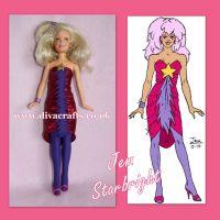 Handmade by Cazjar JEM Fashion Hasbro OR Integrity - 201