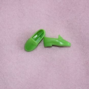 Hasbro Green loafers