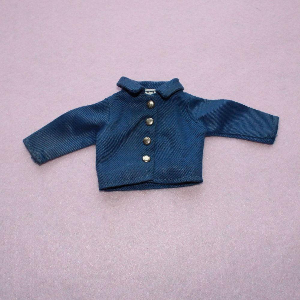 Authentic Pedigree Sindy 1966/67 Air Hostess Jacket