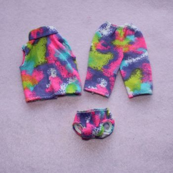 Unknown Brand Neon Items 3 Pieces