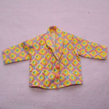 Authentic Hasbro Sindy Match n Set City Girl Jacket Only