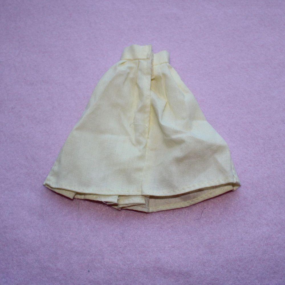 Unknown Brand Cream Skirt