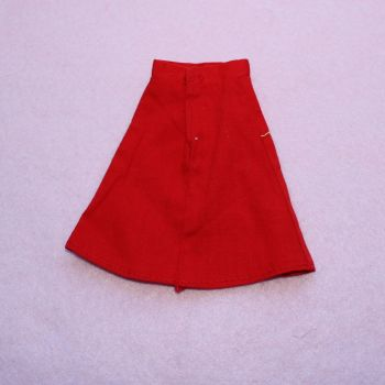 Unknown Brand Red Skirt