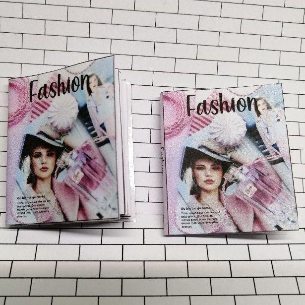 Mini Magazines