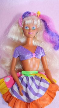 Hasbro Dance Craze Sindy Doll 1991