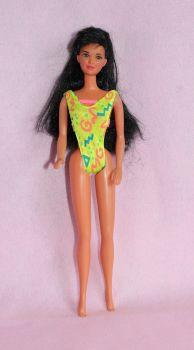 Mattel Brunette friend of Barbie