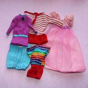 Mattel Skipper Fashion Pieces #1 (skipper black label)