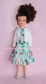 Handmade by Cazjar Pedigree Sindy Fashion - J2