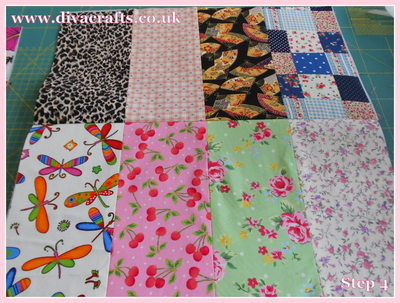 diva crafts free project fabric box (3)