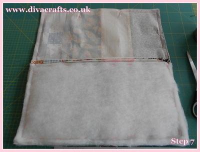 diva crafts free project fabric box (6)