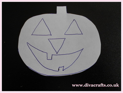 halloween bag part 3 diva crafts