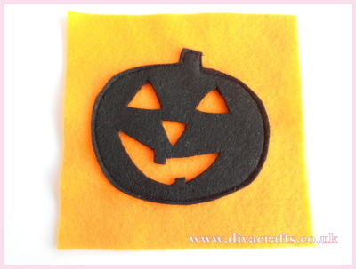 halloween bag part 4 diva crafts