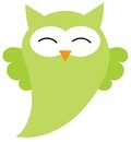 Green Owl left