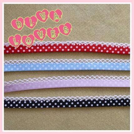picot lace edge bias binding diva crafts diva loves week 5