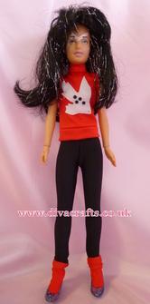 jem dolls clothes cazjar boutique diva crafts