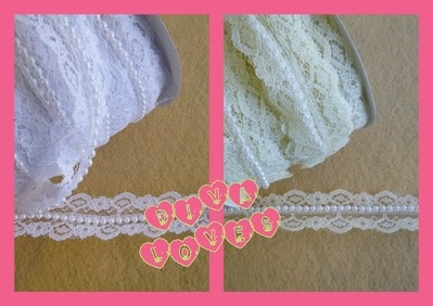 beaded lace trim diva crafts diva loves week 16