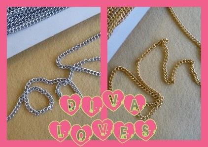 metal chain diva crafts diva loves week 17