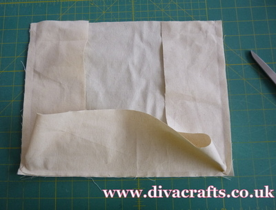 how to make a bag free diva crafts (4)