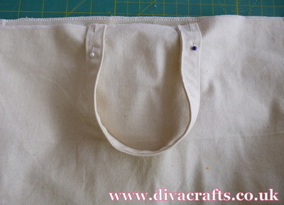 how to make a bag free diva crafts (9)