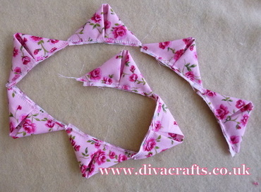 fabric flower free project diva crafts (3)