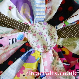 fabric scraps free project diva crafts (5)