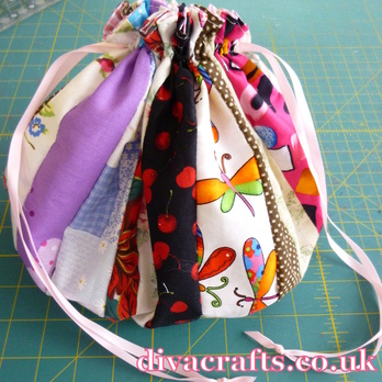 fabric scraps free project diva crafts (11)