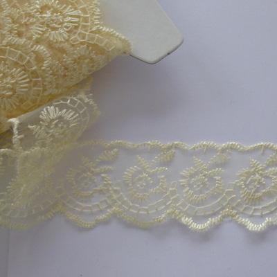 Lace 45mm Wide - Cream
