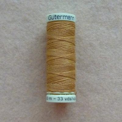 Gutermann Top Stitch Thread 30m - Mustard 968
