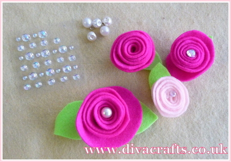 floral mobile decoration free project diva crafts (5)