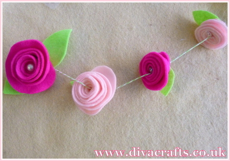 floral mobile decoration free project diva crafts (6)
