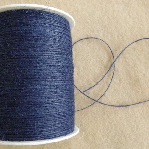 Jute String - 20 Metre Pack - Navy Blue