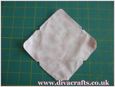 mini envelope bunting diva crafts (2)