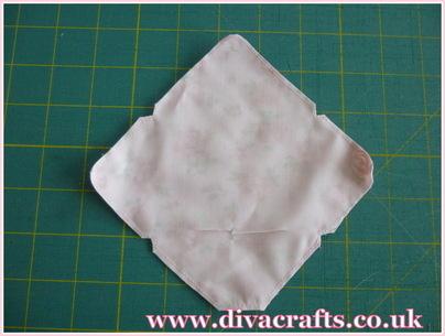 mini envelope bunting diva crafts (2)