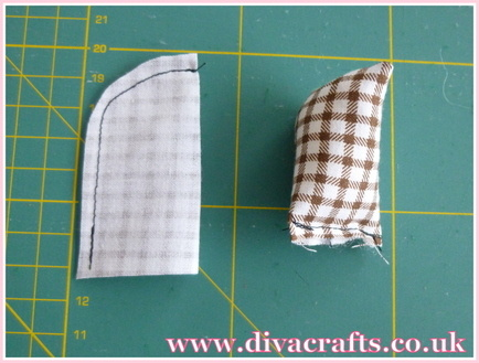 fabric pumpkin free project diva crafts (4)