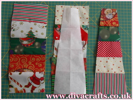 christmas placemat free project diva crafts (2)