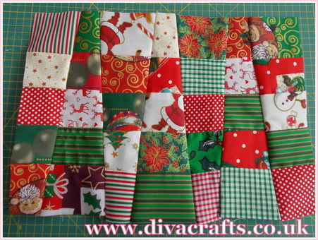 christmas placemat free project diva crafts (4)