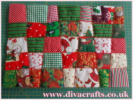 christmas placemat free project diva crafts (6)
