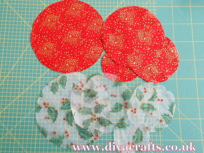 puff christmas tree free project diva crafts (1)