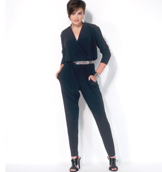 McCall's 7099 Jumpsuit Sewing Pattern Sizes 14-22