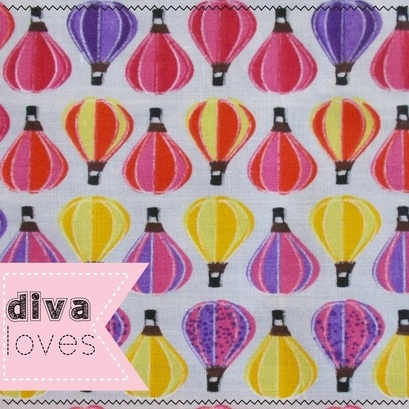 balloon fabric diva loves week 112