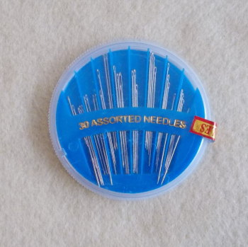 30 Assorted Hand Sewing Needles