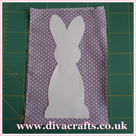 easter bunny free tutorial sewing project diva crafts (1)