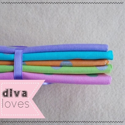 fat quarter bundle diva crafts diva loves week 122
