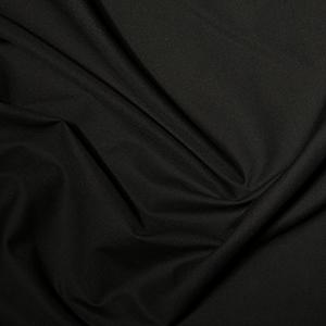 Plain Dyed Polycotton - Black